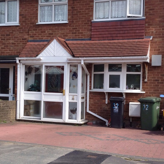 Canopies Roofing Flat And Pitched Canopy