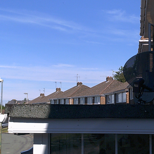 Flat Roofs Rubber First Direction Roofing